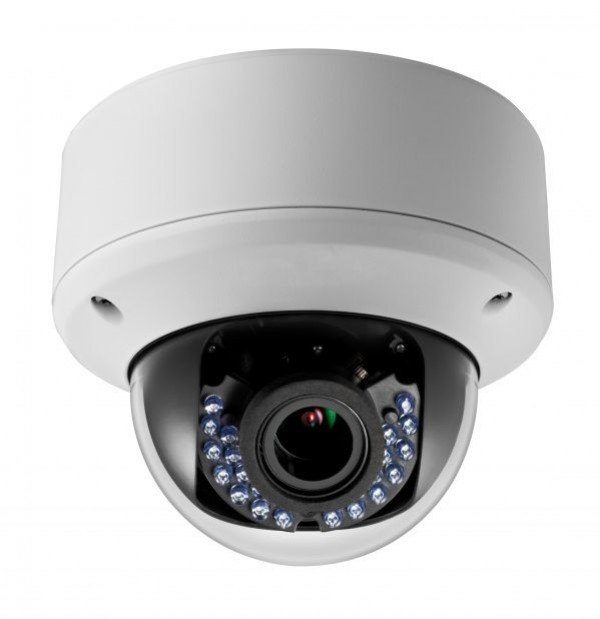 hd dome security camera system installation